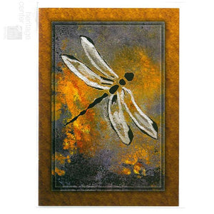 Dragonfly Notecard