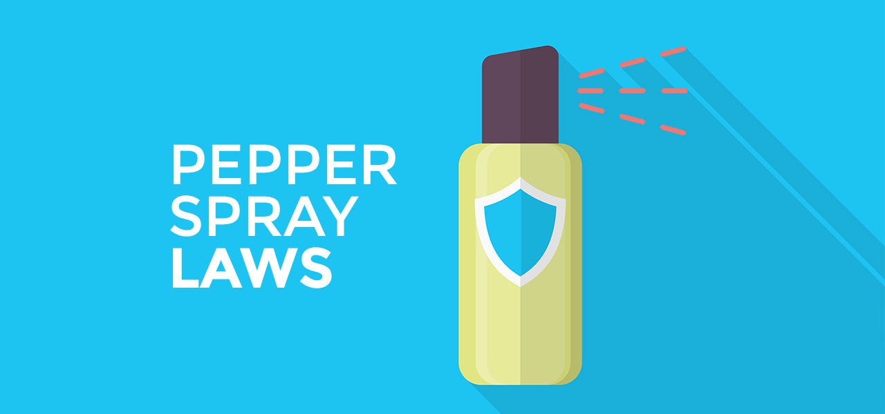 Pepper Spray Laws