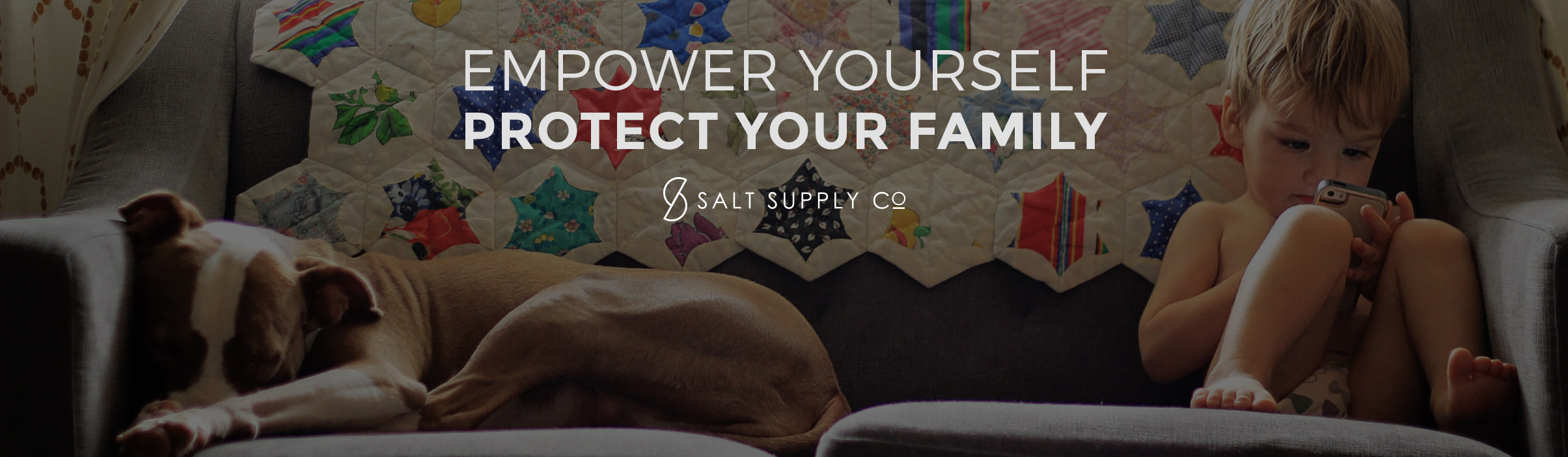 Empower Yourself. Protect Your Family.