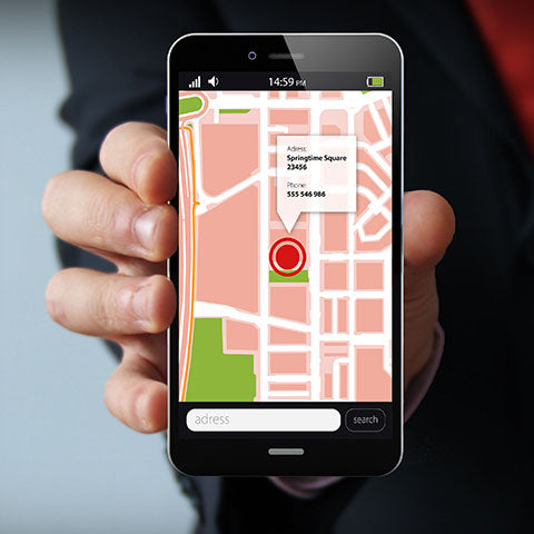 know where you are at all times for better personal safety with GPS