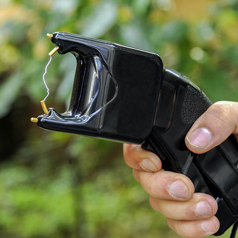 stun gun taser self defense product