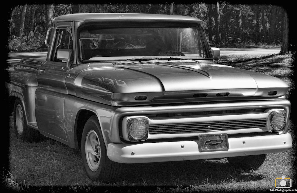 60's Chevy Pickup