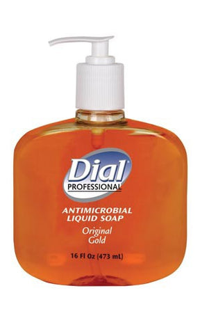 Dial Soap Antimicrobial, Tabletop Pump #80790