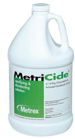 Gallon, MetriCide Sterilization Solution, 14 Day, #10-1400