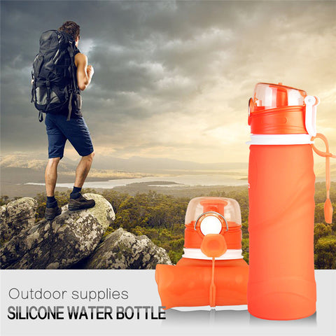 Foldable Water Bottle 750ml