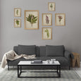 Fynbos Garden Gallery Wall - 7x Art prints, set 2