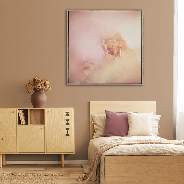 Blush Dreams - 100x100cm Art Print
