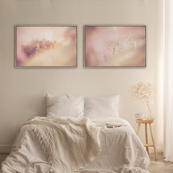 Blush Dreams - 2x Large Art prints (L, set 1)