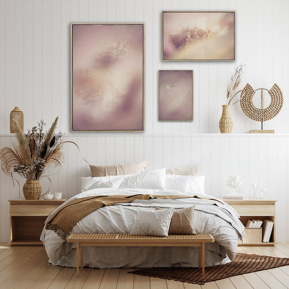 Blush Dreams - Mixed gallery wall