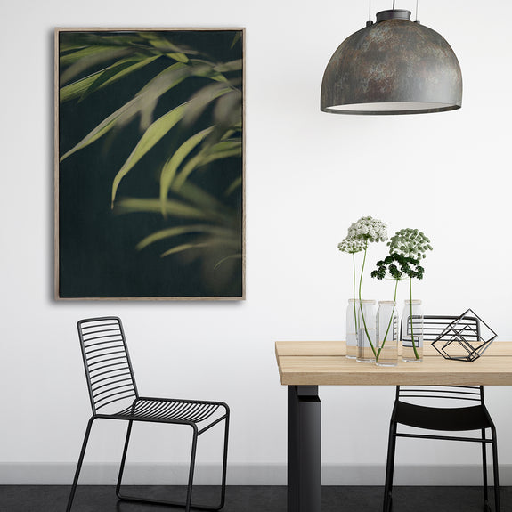 Dark Foliage - 100x150cm Art print