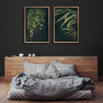 Dark Foliage - 2x Large Art prints