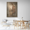 Earthy Ferns 2 - 100x150cm Art print