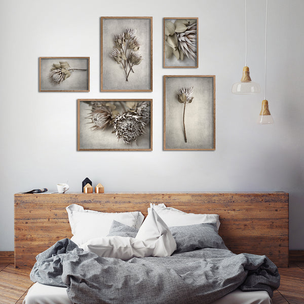 Everlasting Gallery wall - 5x Art prints
