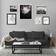 Monochrome Gallery Wall - 6x Art prints