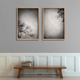 Mansion of the Sky - 2x Large Art prints, set 3