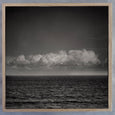 Cloudscapes, Sea - 100x100cm Art Print