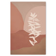 Unframed Art Print - Colour Field Botanical 2