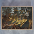 Earthy Ferns - 2x Large Art prints (L)