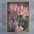 Protea Girl Gallery Wall - Set of 5x Art prints
