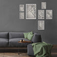 Shadowplay Gallery Wall - 7x Art prints