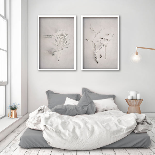 Alabaster Forest - 2x Large Art prints, set 1