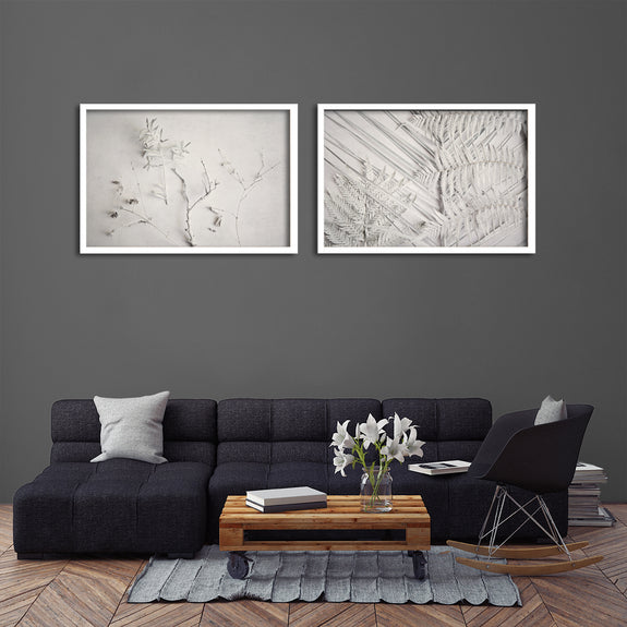 Alabaster Forest - 2x Large Art prints (L)