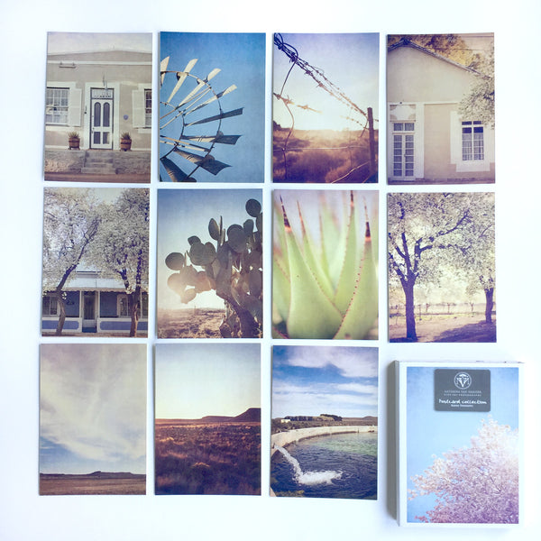 Postcard Collections - Karoo Treasures