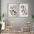 Protea Anatomy - 2x Large Art Prints, set 1