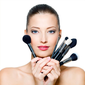 Make up brushes for makeup artists