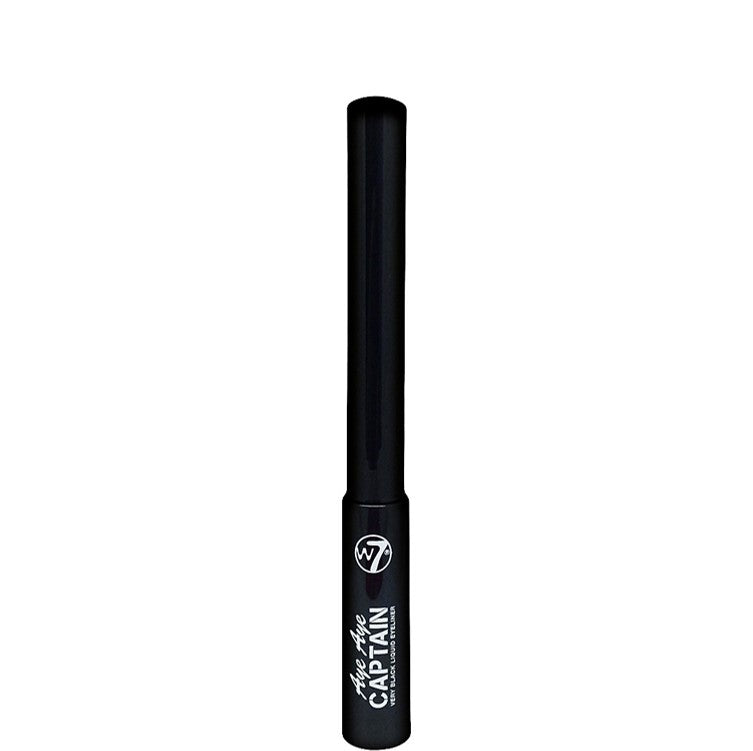 Aye Aye Captain black liquid eye liner W7