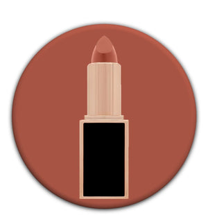 Too Fabulous Semi-Matte Lipstick Darling