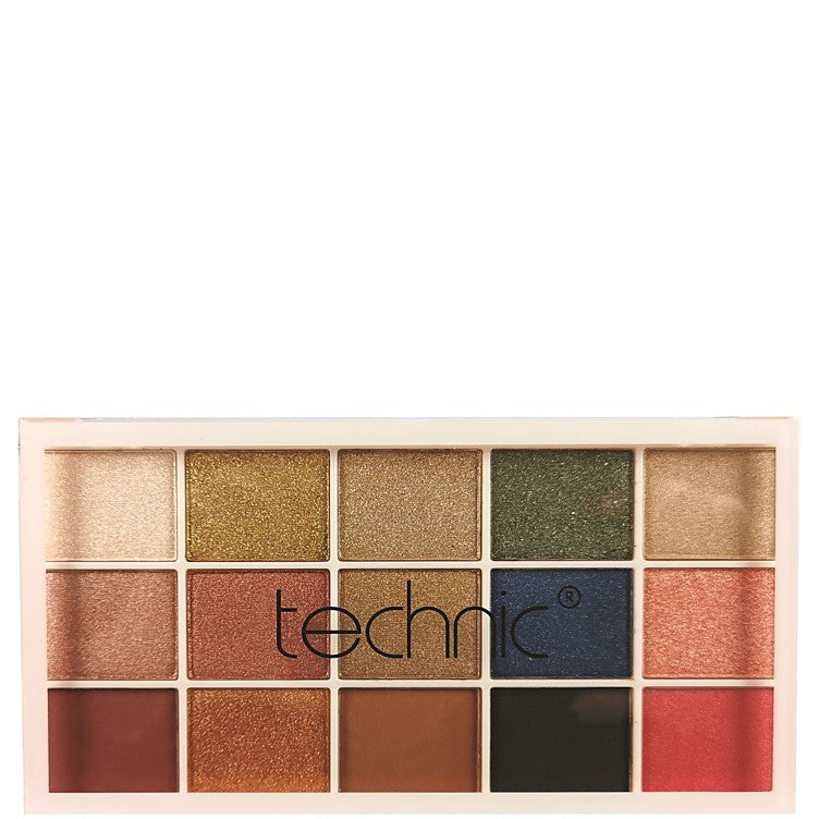 Goddess 15X Pressed Pigment Palette by Technic Cosmetics