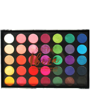 Ibiza Pressed Pigment Palette by Technic Cosmetics