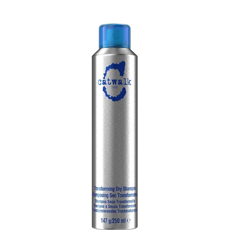 Tigi Catwalk Blue Transforming Dry Shampoo 250ml