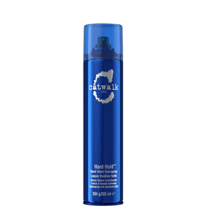TIGI Catwalk Blue Hard Hold Hairspray 385 ml