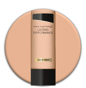 Soft Beige 105  Max Factor Lasting Performance