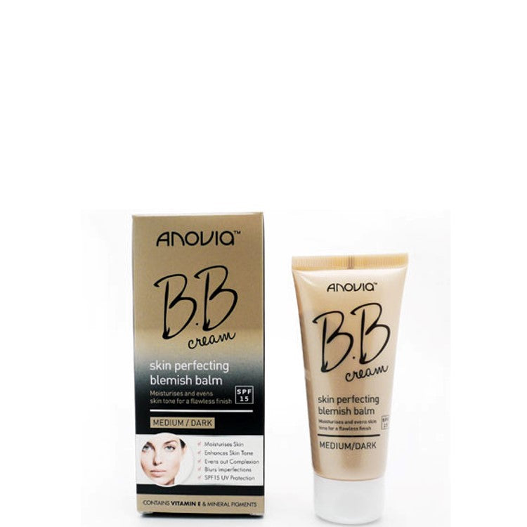 Anovia BB Cream Medium/Dark SPF 15 30ml