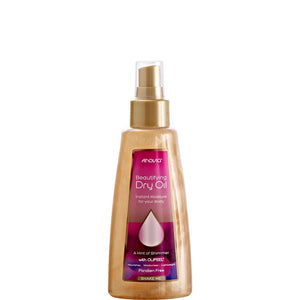 Anovia Dry Body Oil With a Hint of Shimmer