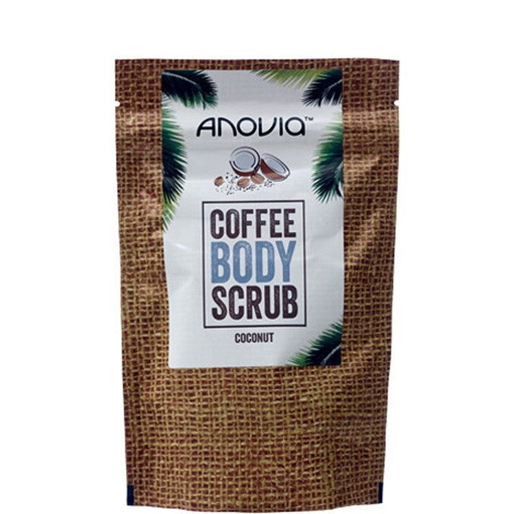 Anovia Coconut Coffee Body Scrub 150g