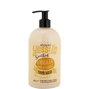 Anovia Yess! I'm so Soothed Vanilla & Macadamia Hand Wash Skin Quencher 500ml
