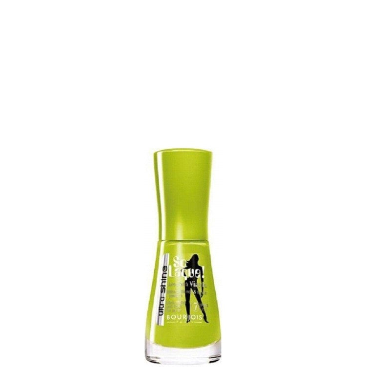 38 Lime Catwalk Bourjois So Laque Ultra Shine Nail Polish