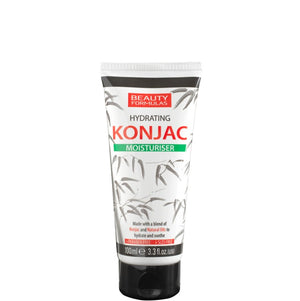 Beauty Formulas Hydrating Konjac Moisturiser 100ml