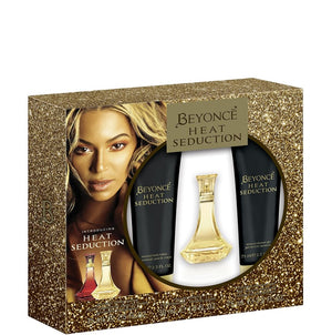 Beyonce Heat Seduction Fragrance Gift Set