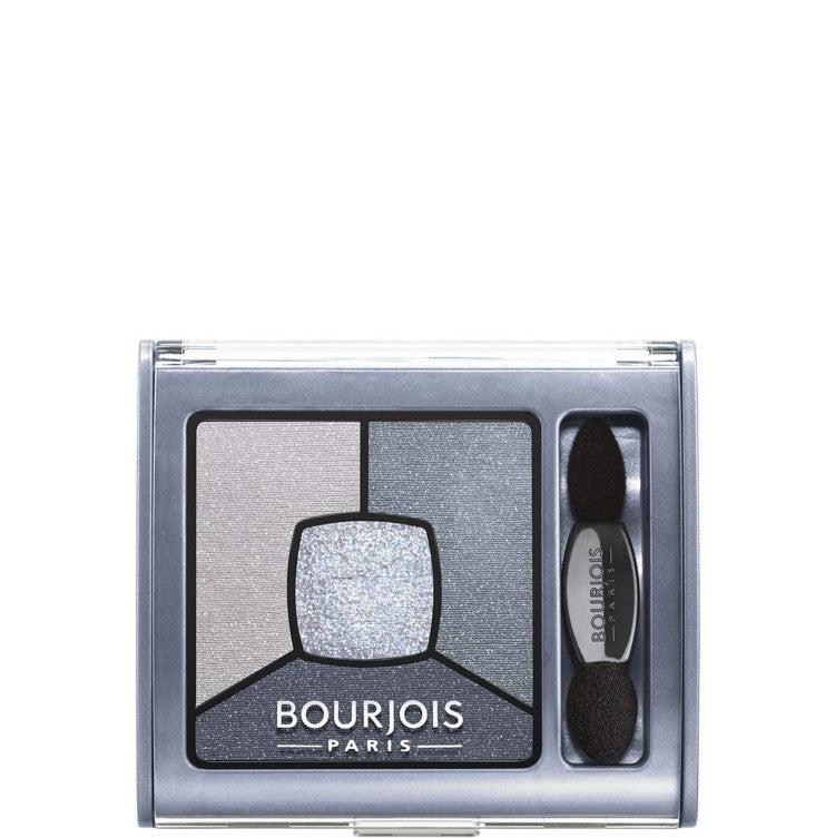 Bourjois Smoky Stories Quad Eyeshadow Palette I Love Blue 03