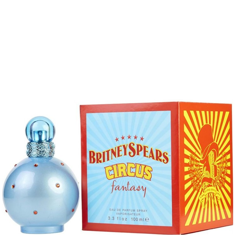 Britney Spears Circus Fantasy Eau De Parfum Spray 100ml