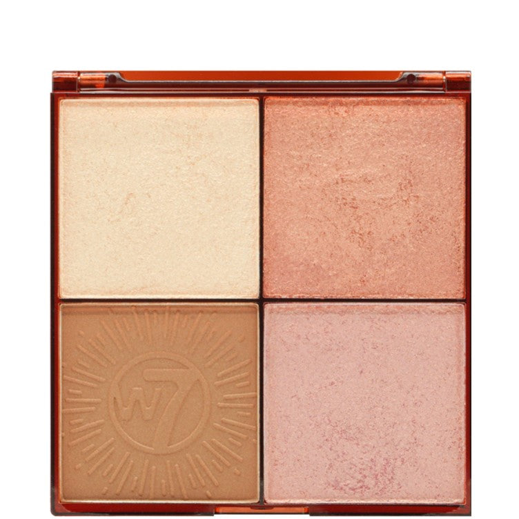 Bronze Brilliance - Bronze & Glow Palette by W7