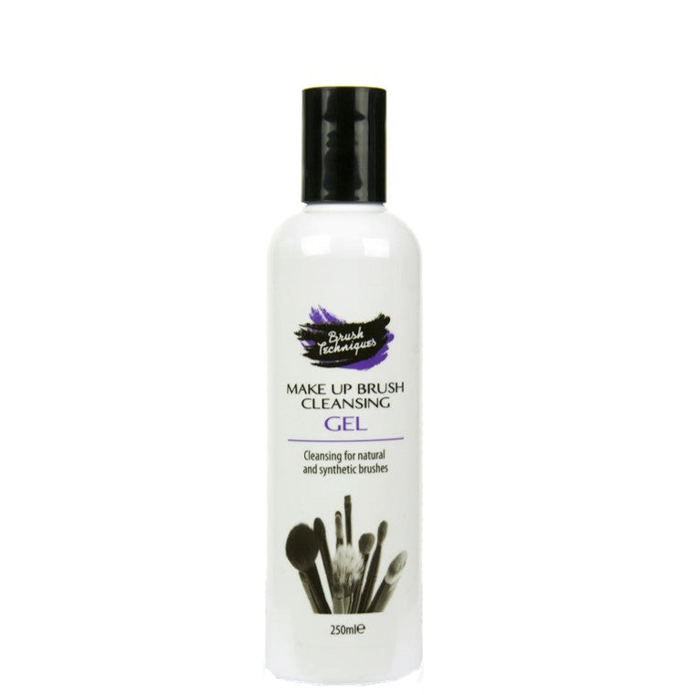 Brush Techniques Make Up Brush Cleaning Gel 250ml