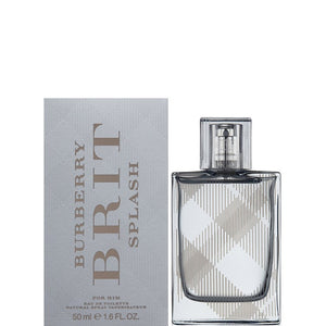 Burberry Brit Splash Eau De Toilette 50ml