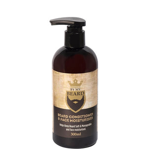 By My Beard Conditioner Face Moisturiser 300ml