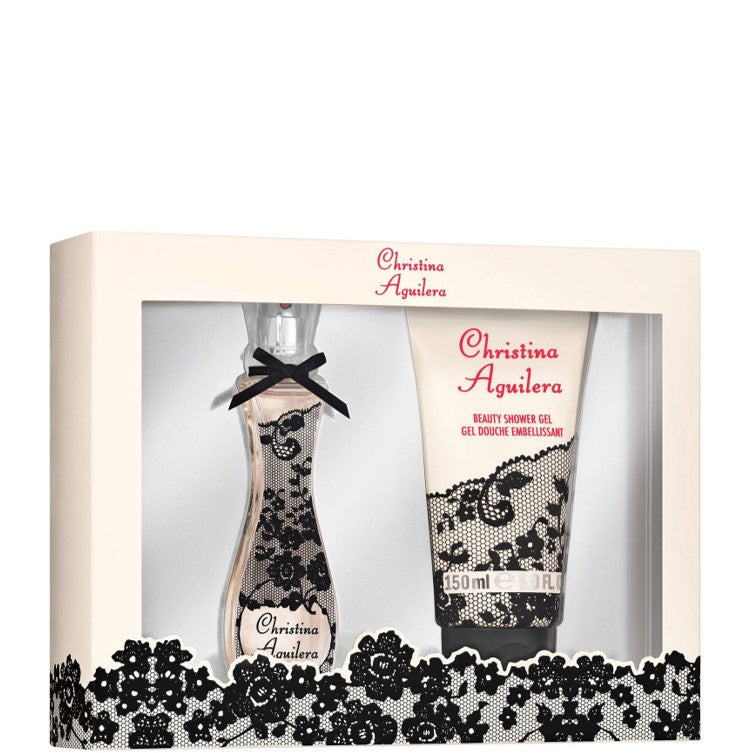Christina Aguilera Signature Fragrance Gift Set